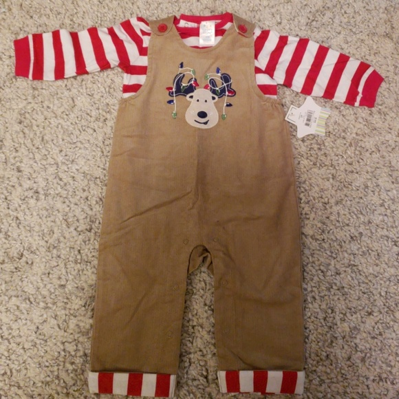 Christmas Outfit.6 9m Christmas Outfit